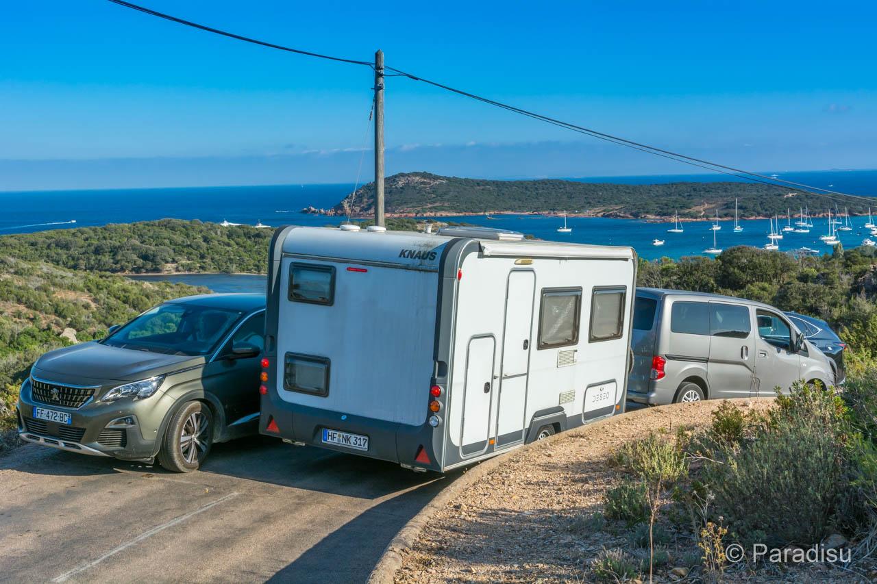 Unterwegs auf Korsikas Strassen  Paradisu - der grosse