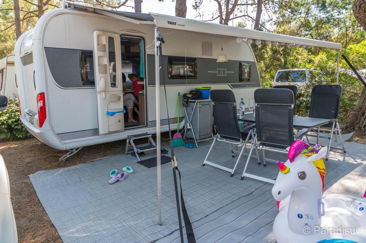 Korsika Mit Wohnwagen