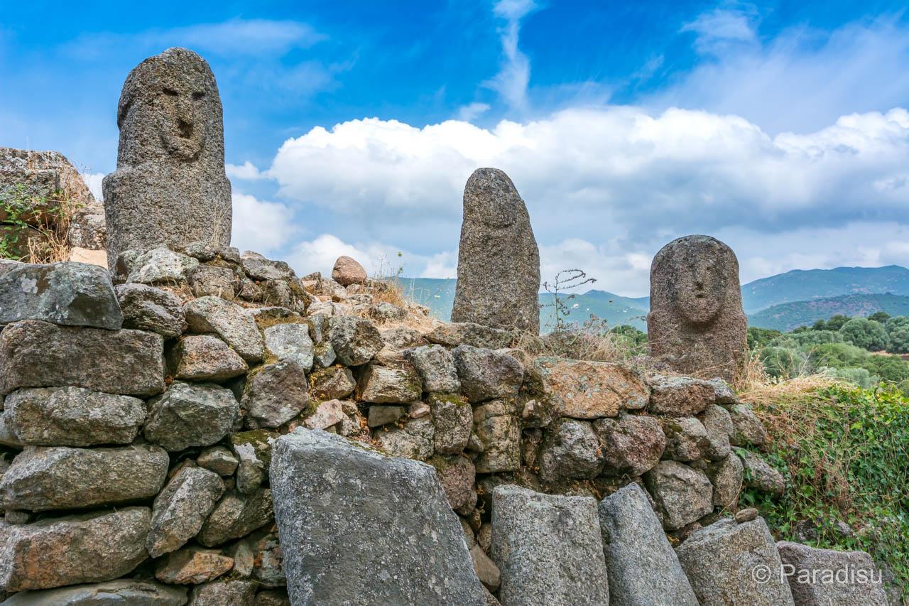 Korsikas Prähistorik Filitosa