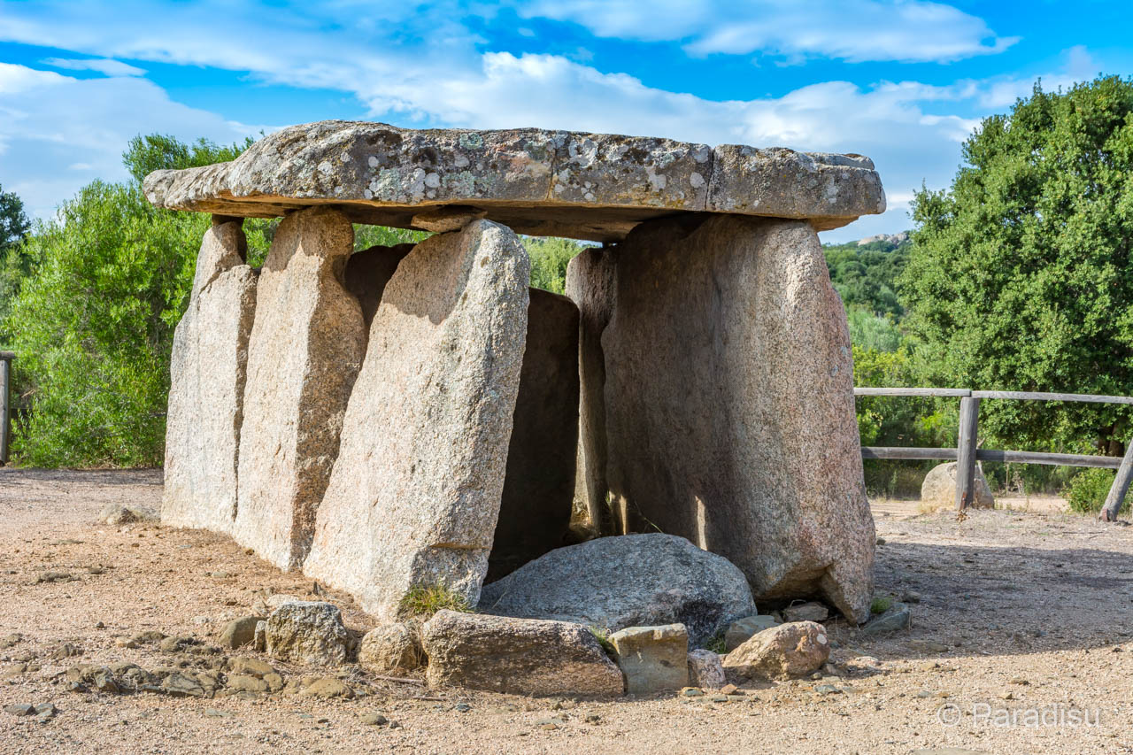 Korsikas Prähistorik Dolmen