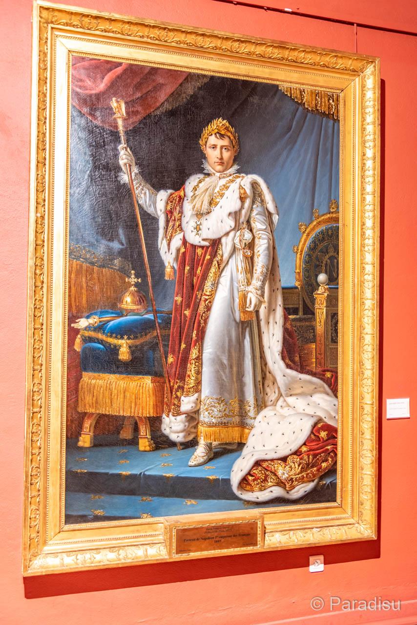 Musée Fesch In Ajaccio