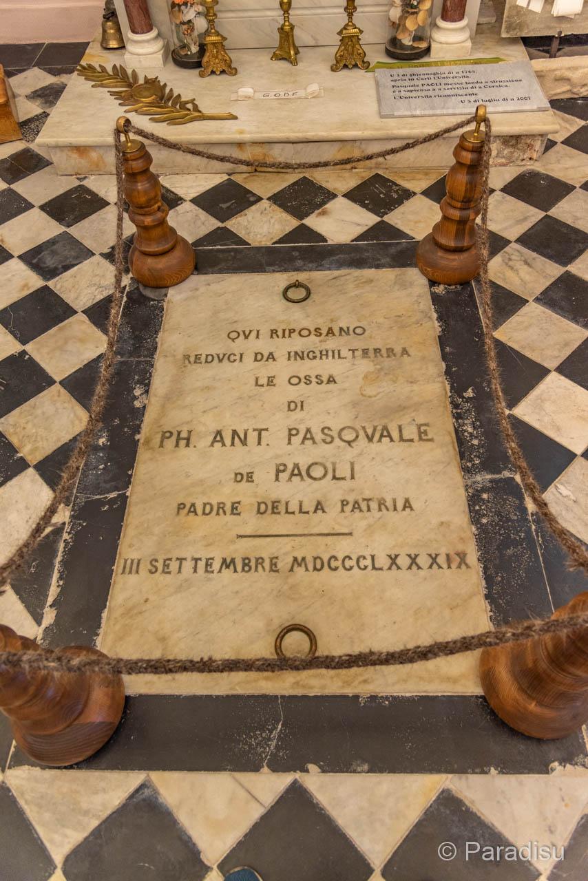 Geburtshaus Von Pasquale Paoli