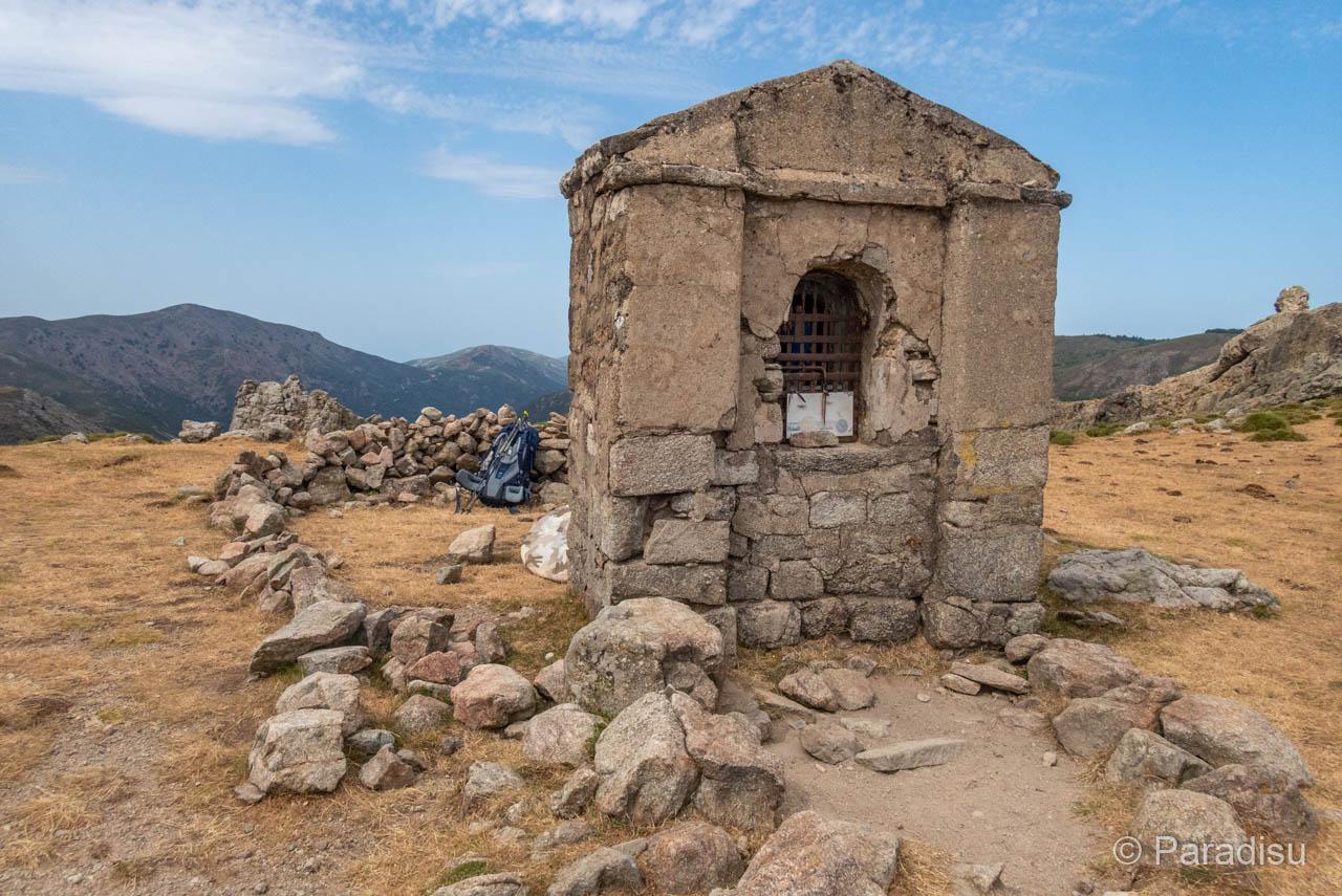 GR20 - Vom Col De Verghio Zur Refuge De Manganu