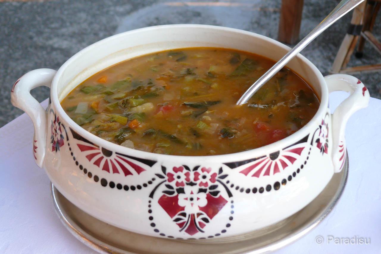 Soupe Corse