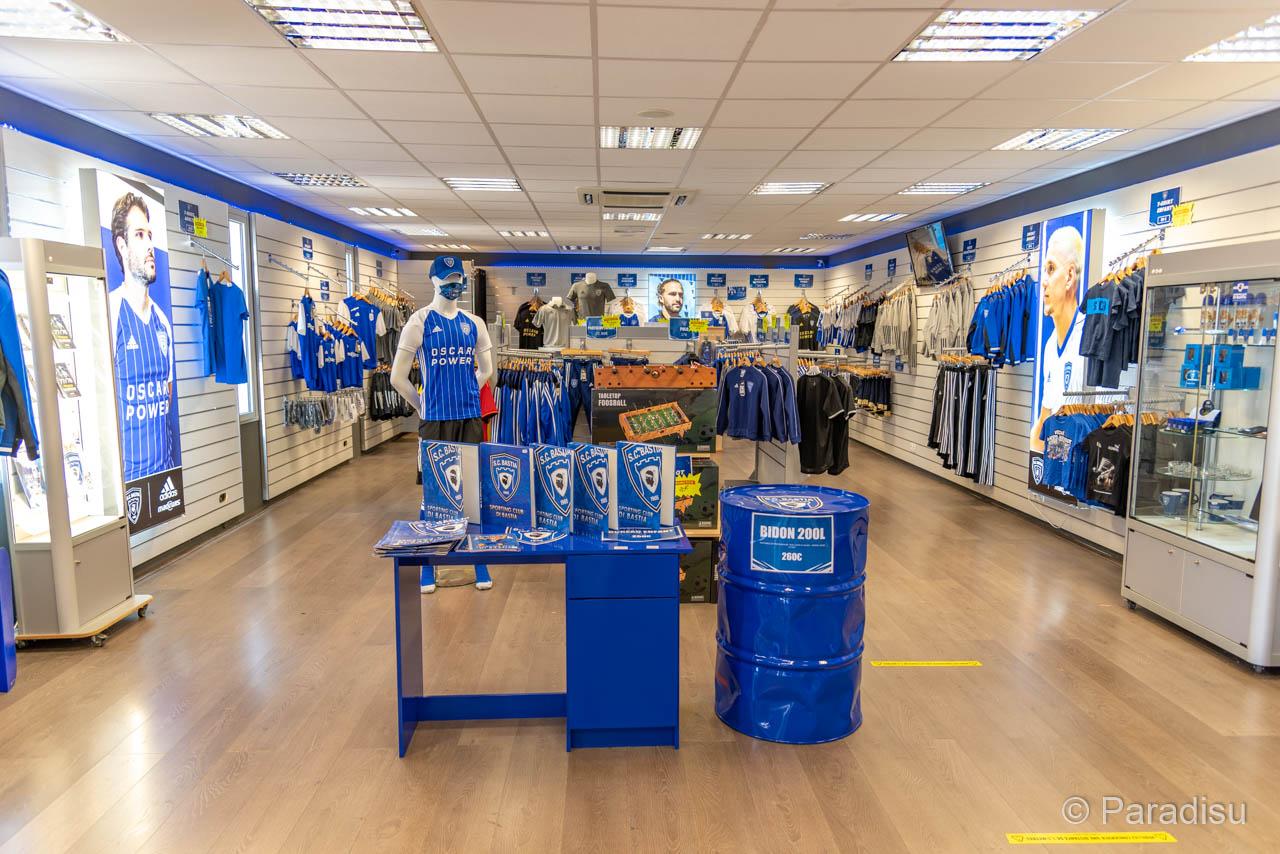Boutique SC Bastia