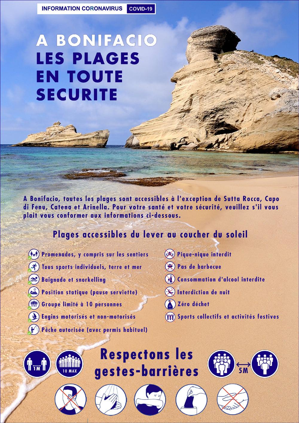 Strände auf Korsika - Was ist erlaubt und was nicht
