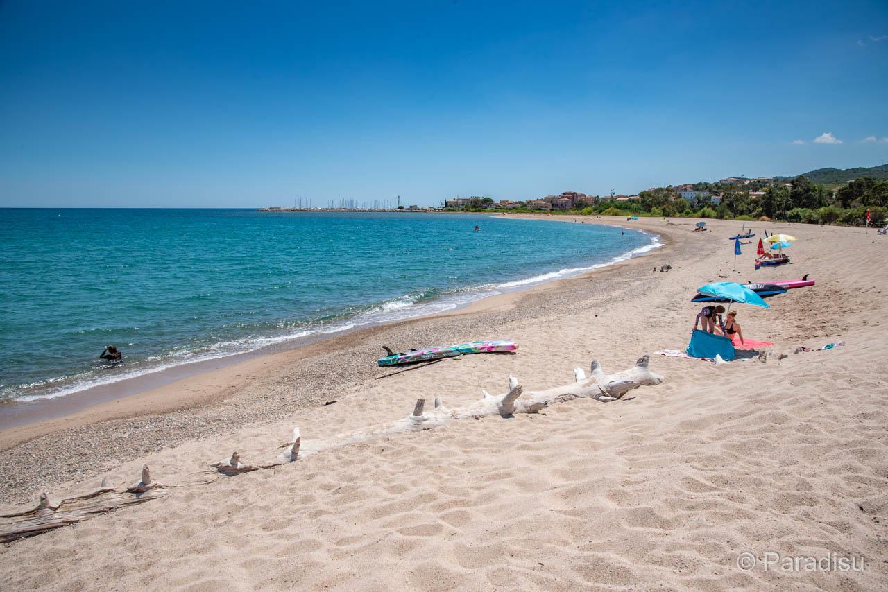 Strand Von Côte Des Nacres