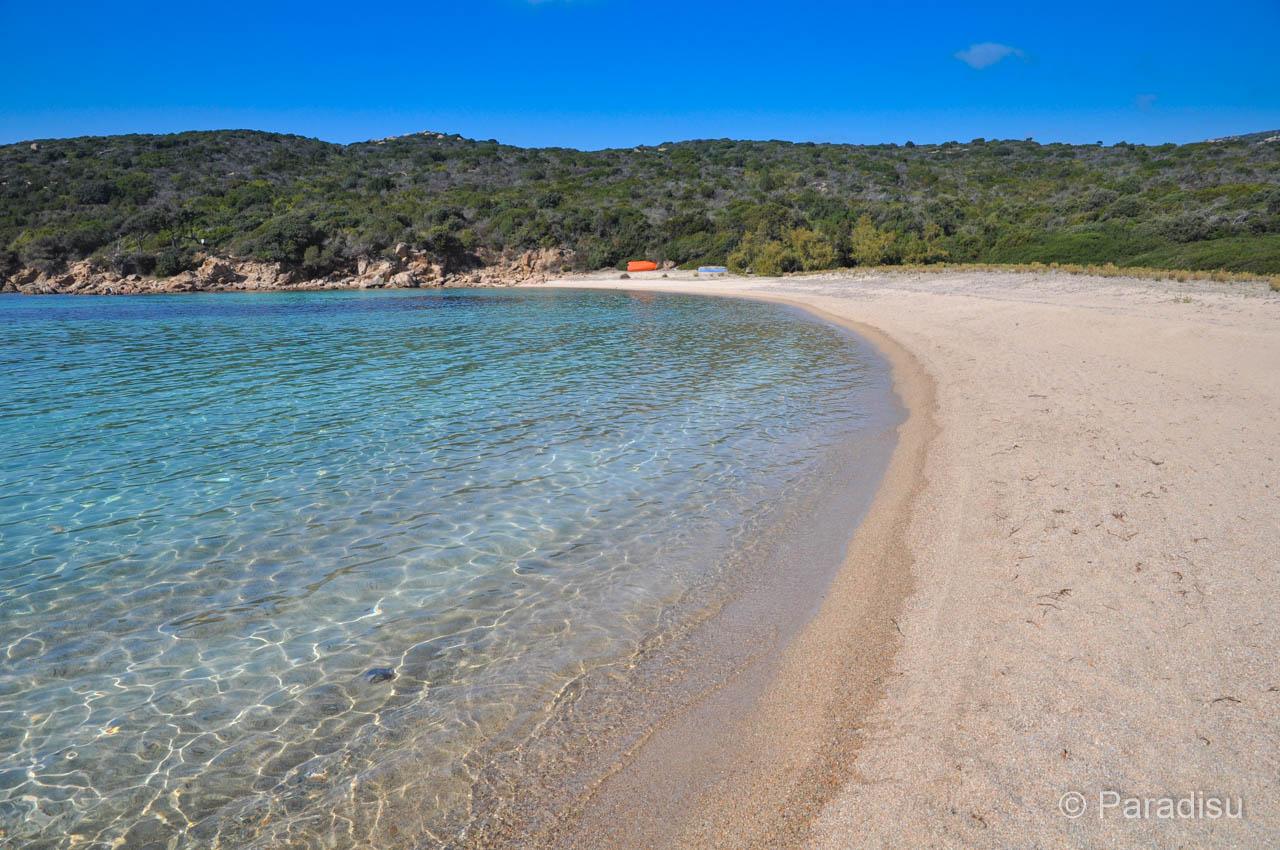 Strand Von Cala Di Conca