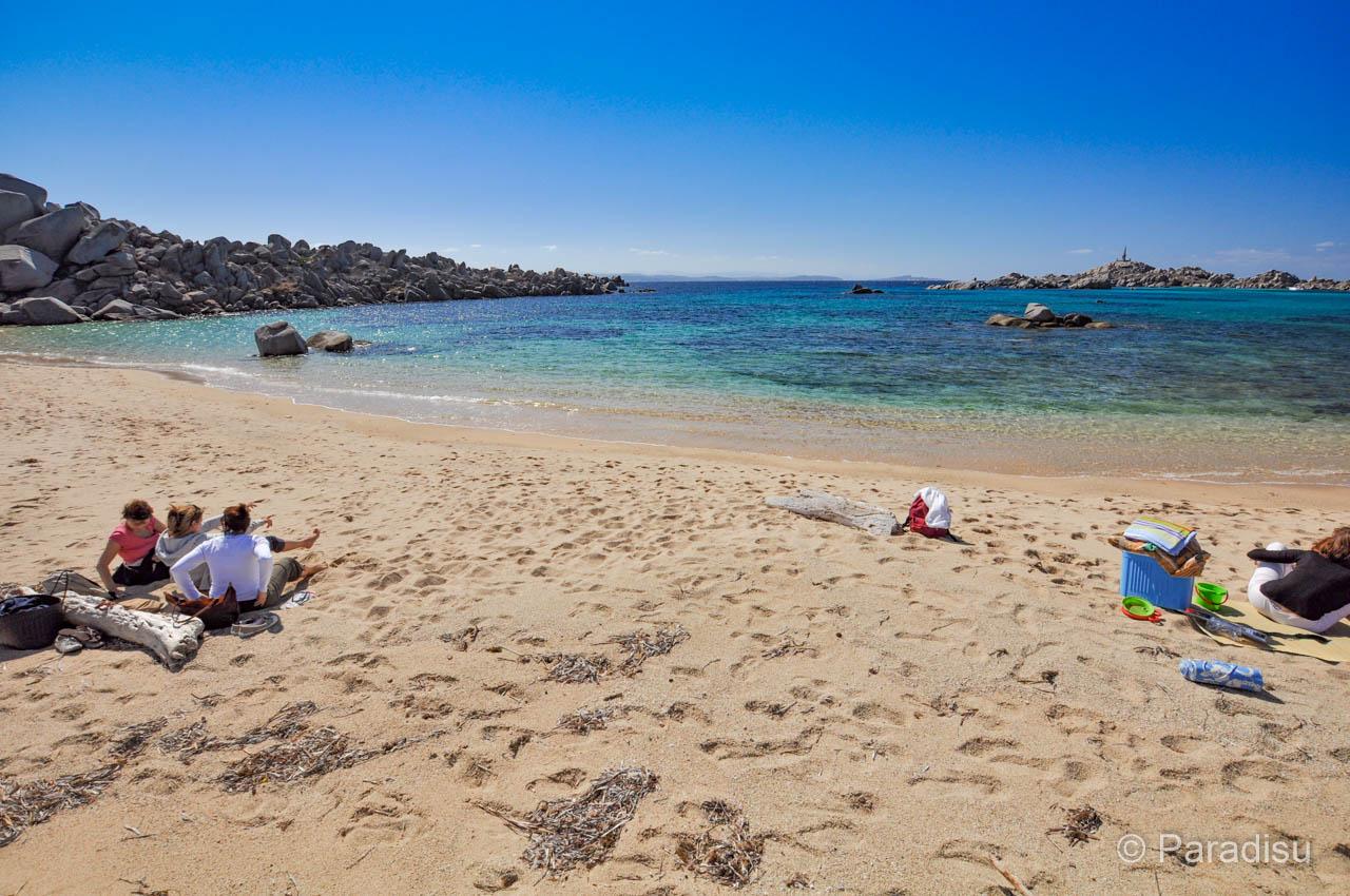 Strand Von Cala Di U Lioni