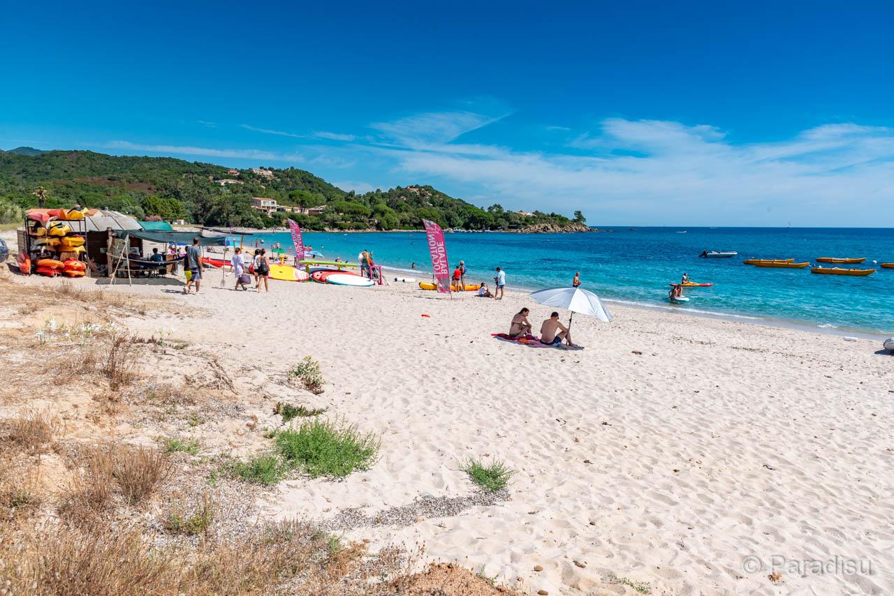 Strand Von Favone