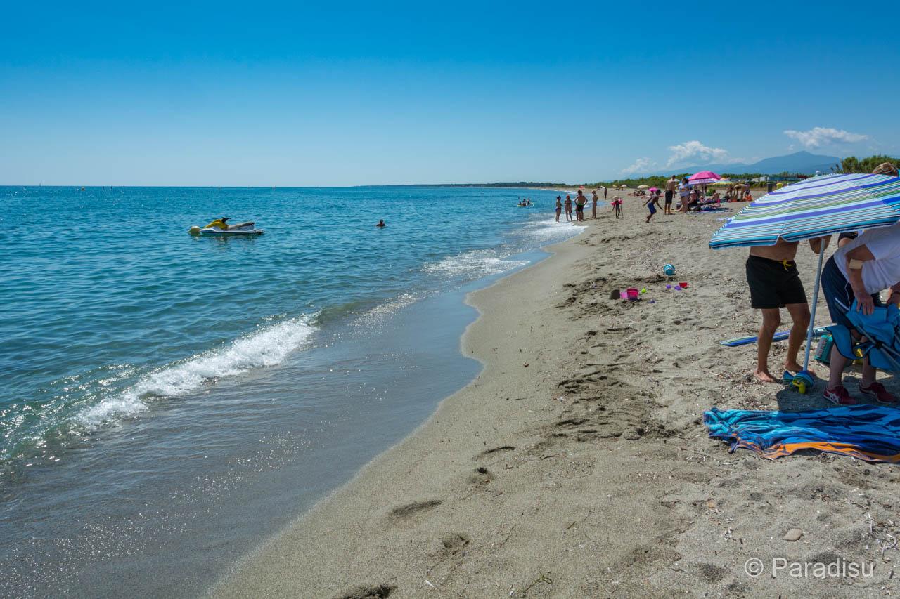 Strand Von Ghisonaccia