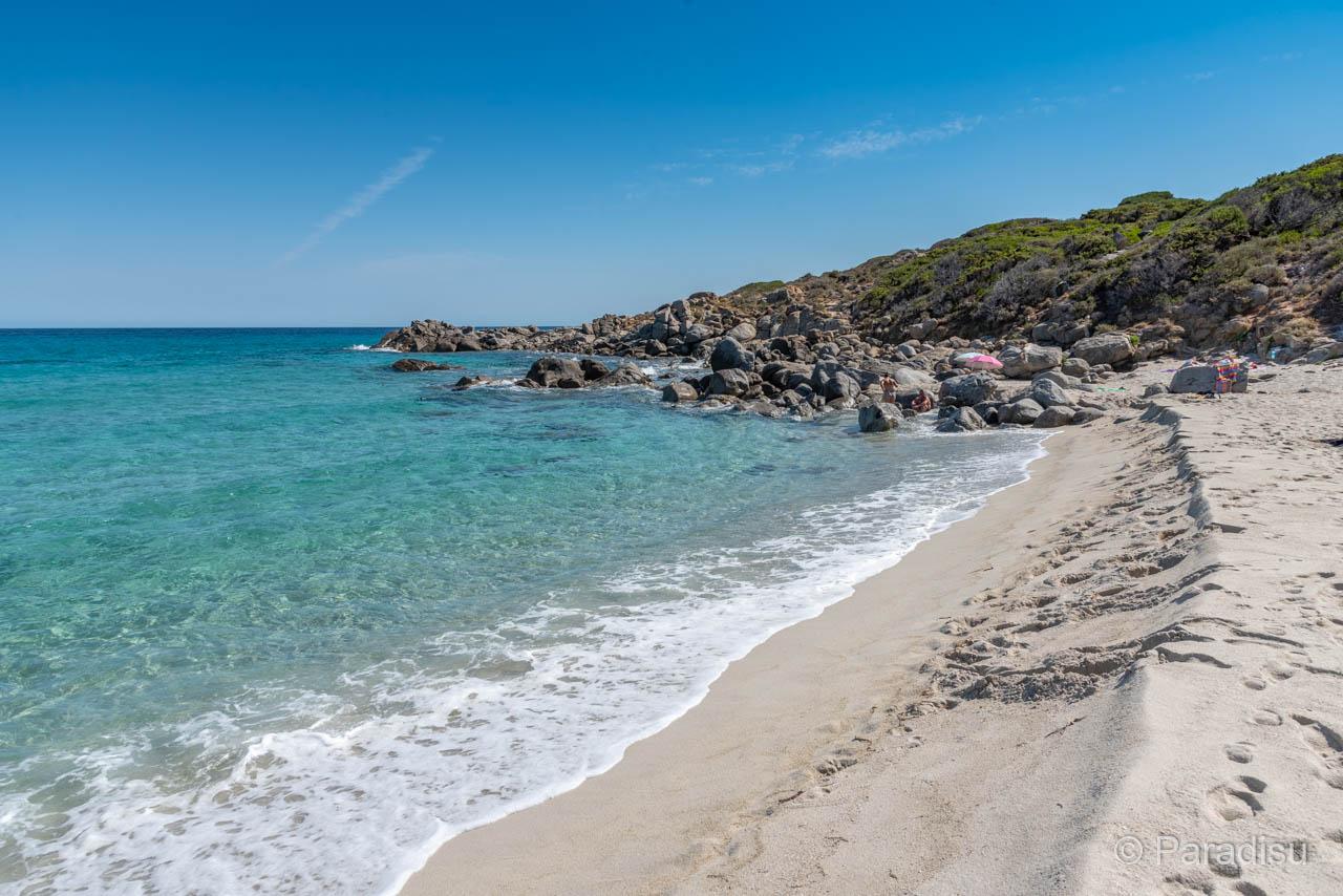 Strand Von Giunchetu