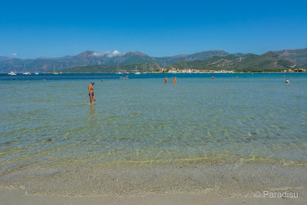 Strand Von La Roya