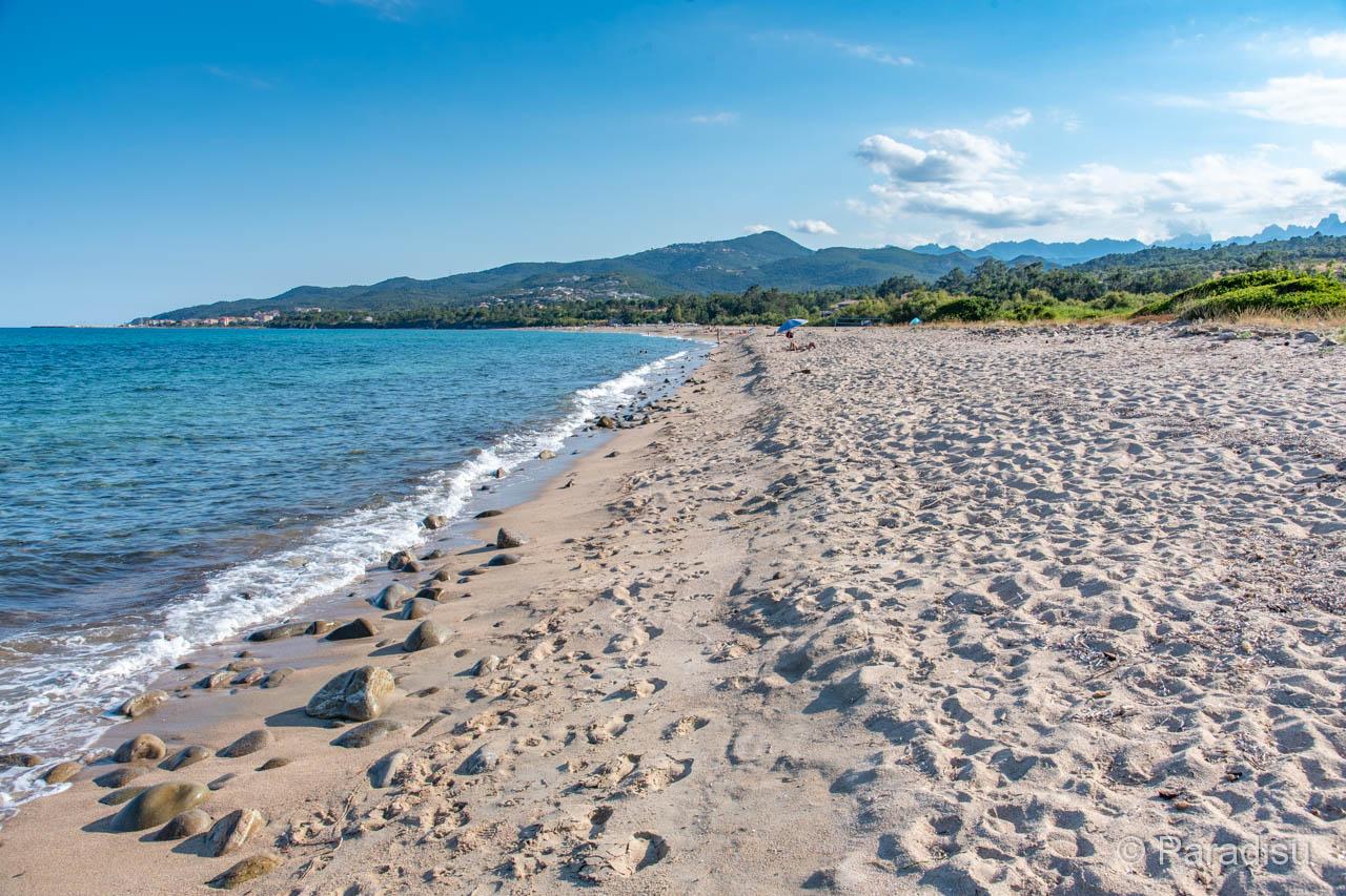 Strand Von Marina Di Chiola