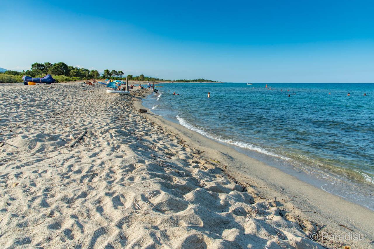 Strand Von Marine De Solaro