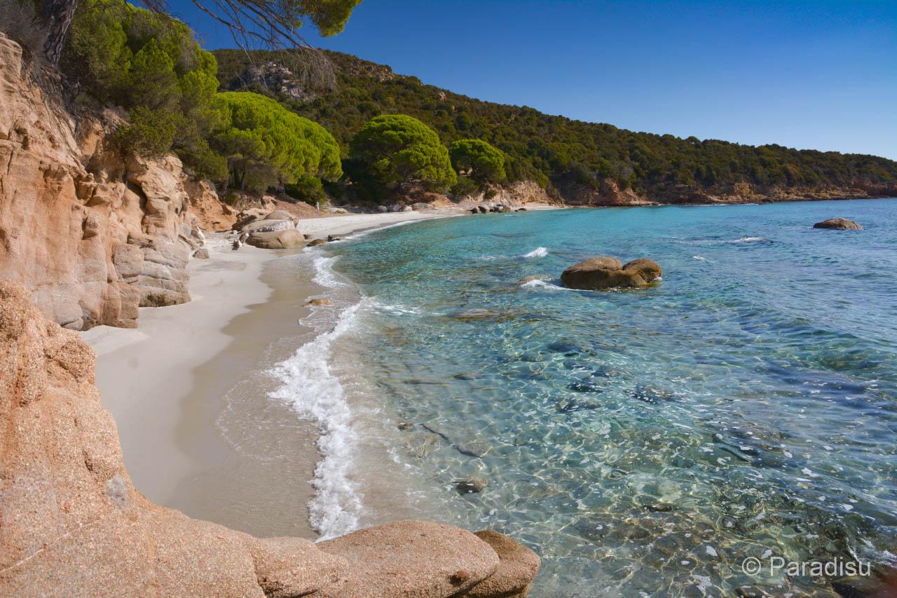 Strand Von Palombaggia