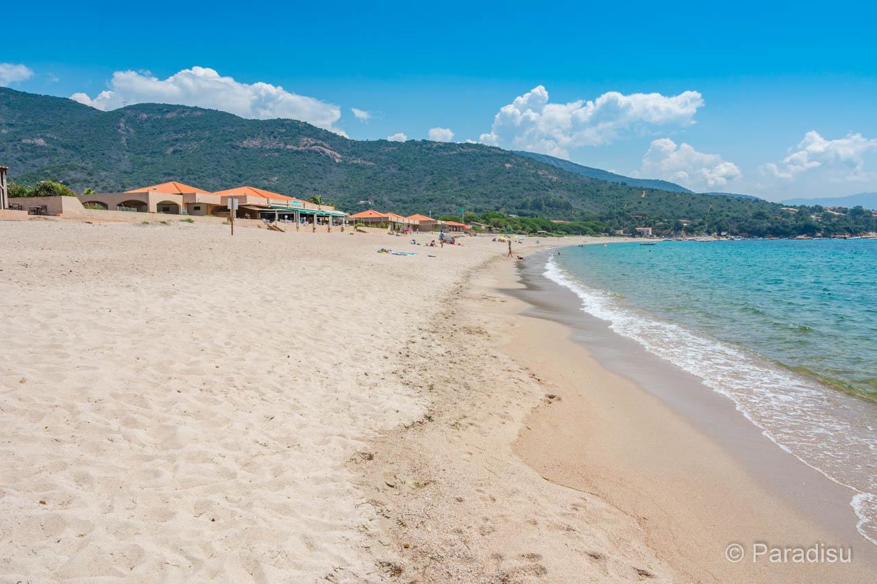 Strand Von Sagone