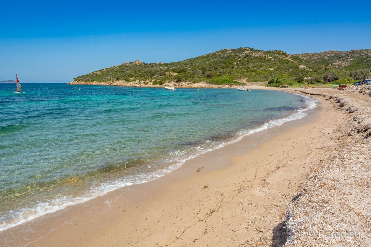 Strand Von Sant Amanza