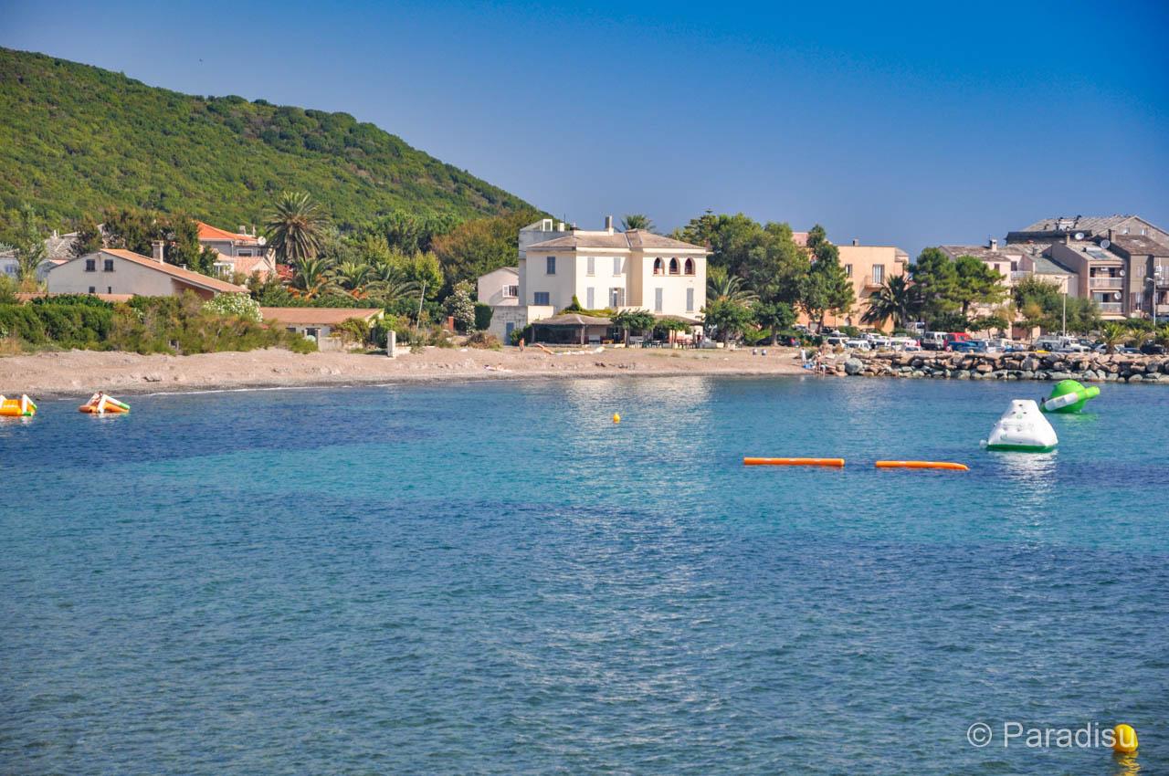 Strand Von Santa Severa