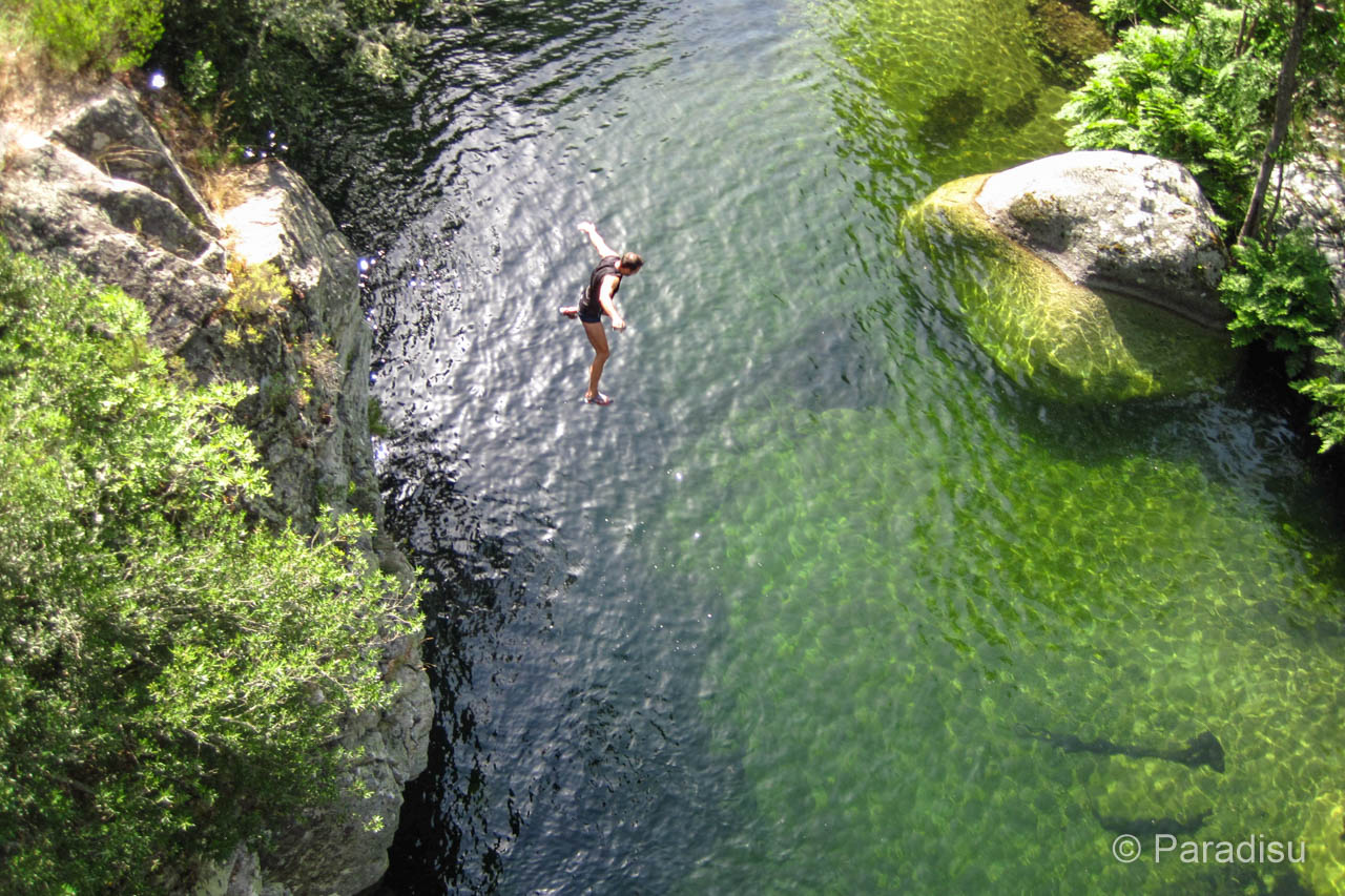 Travo - Pont De Chisa