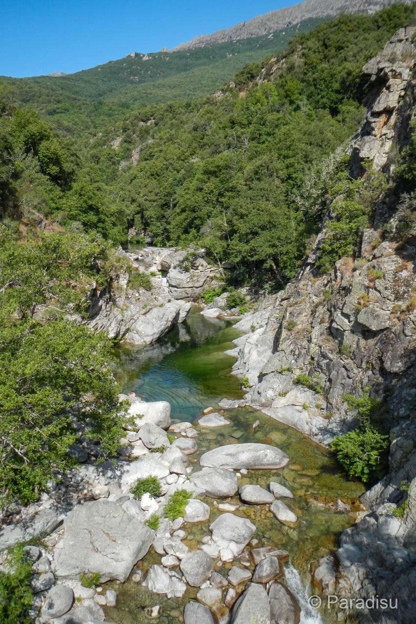 Travo - Pont De Bura