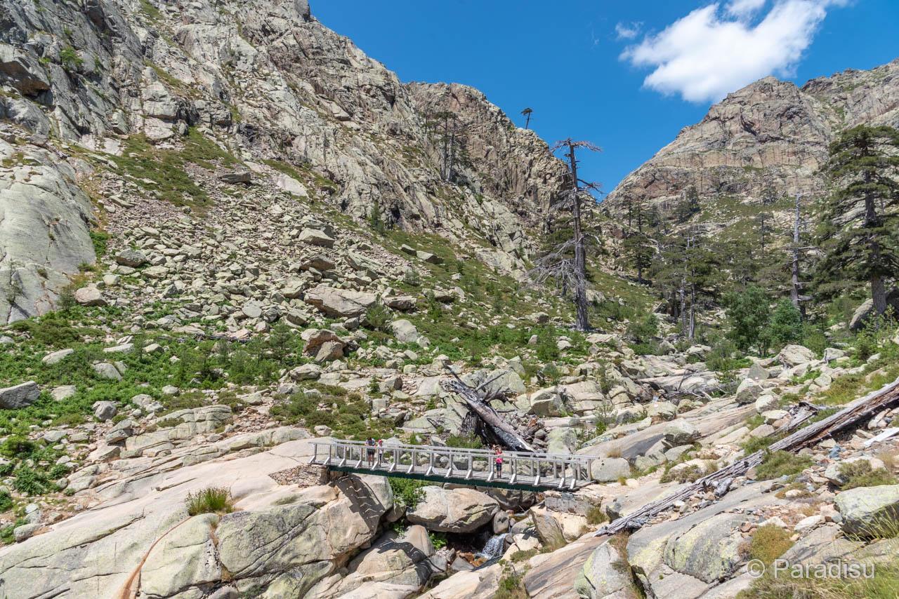 Wanderung Cascade De Radule