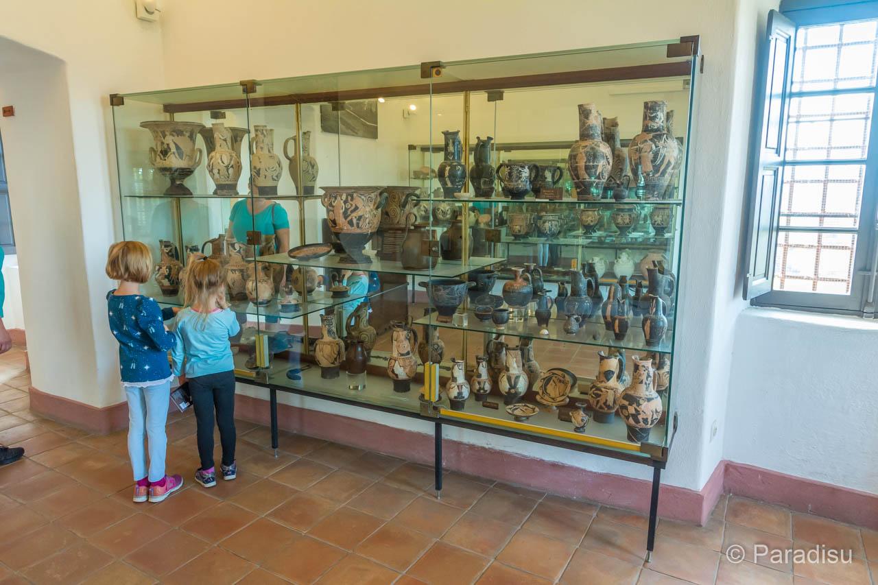 Aleria Musée Fort De Matra