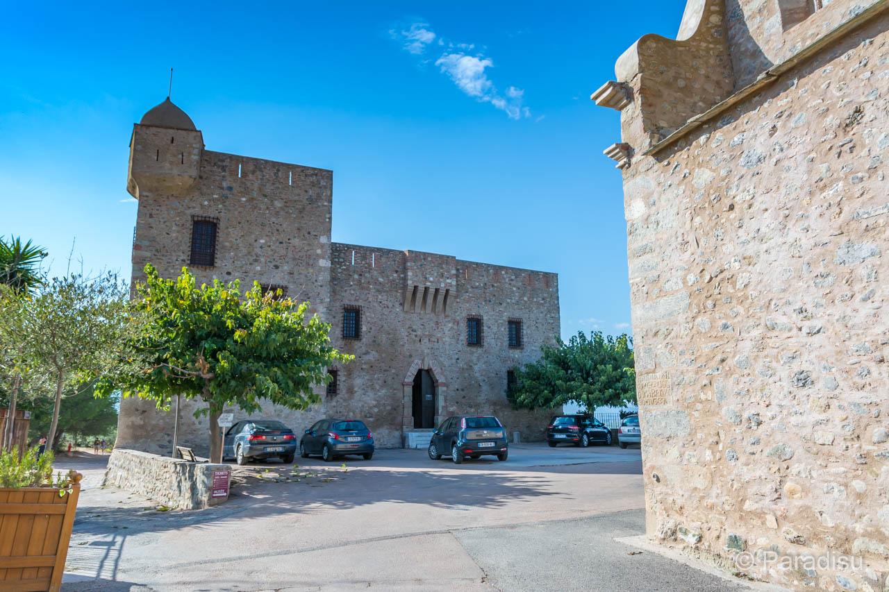Aléria Fort De Matra
