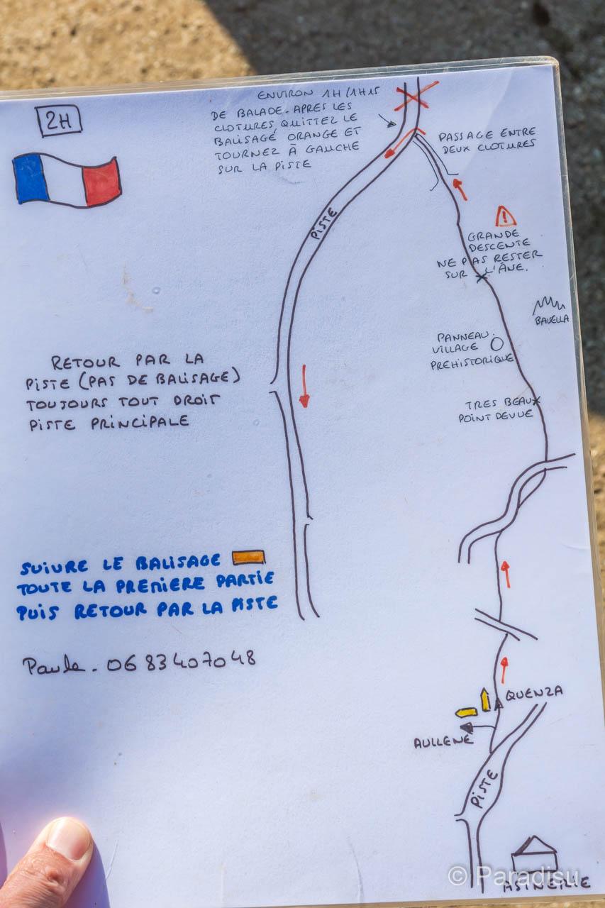 Alta Rocc'ânes - Unsere Tour