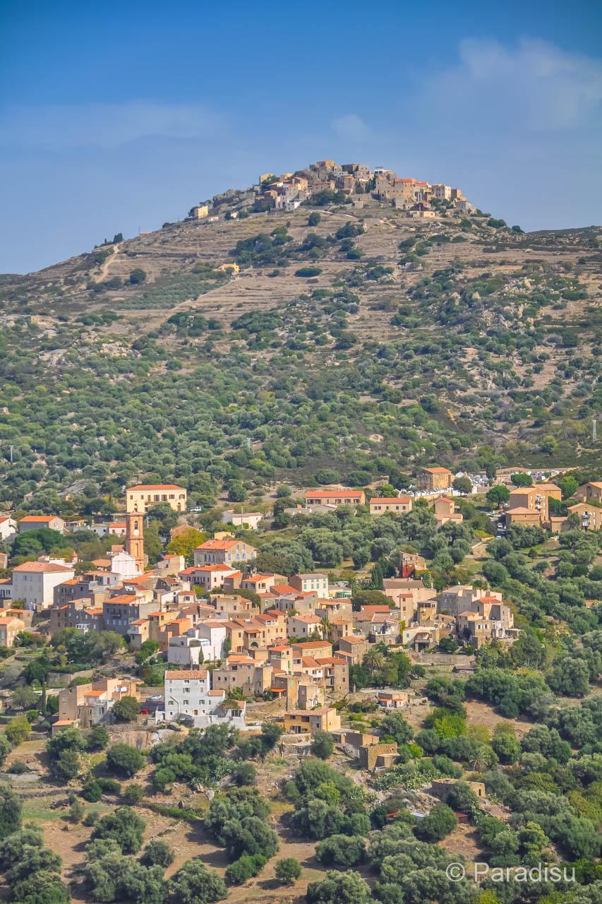 Aregno Und Sant'Antonino
