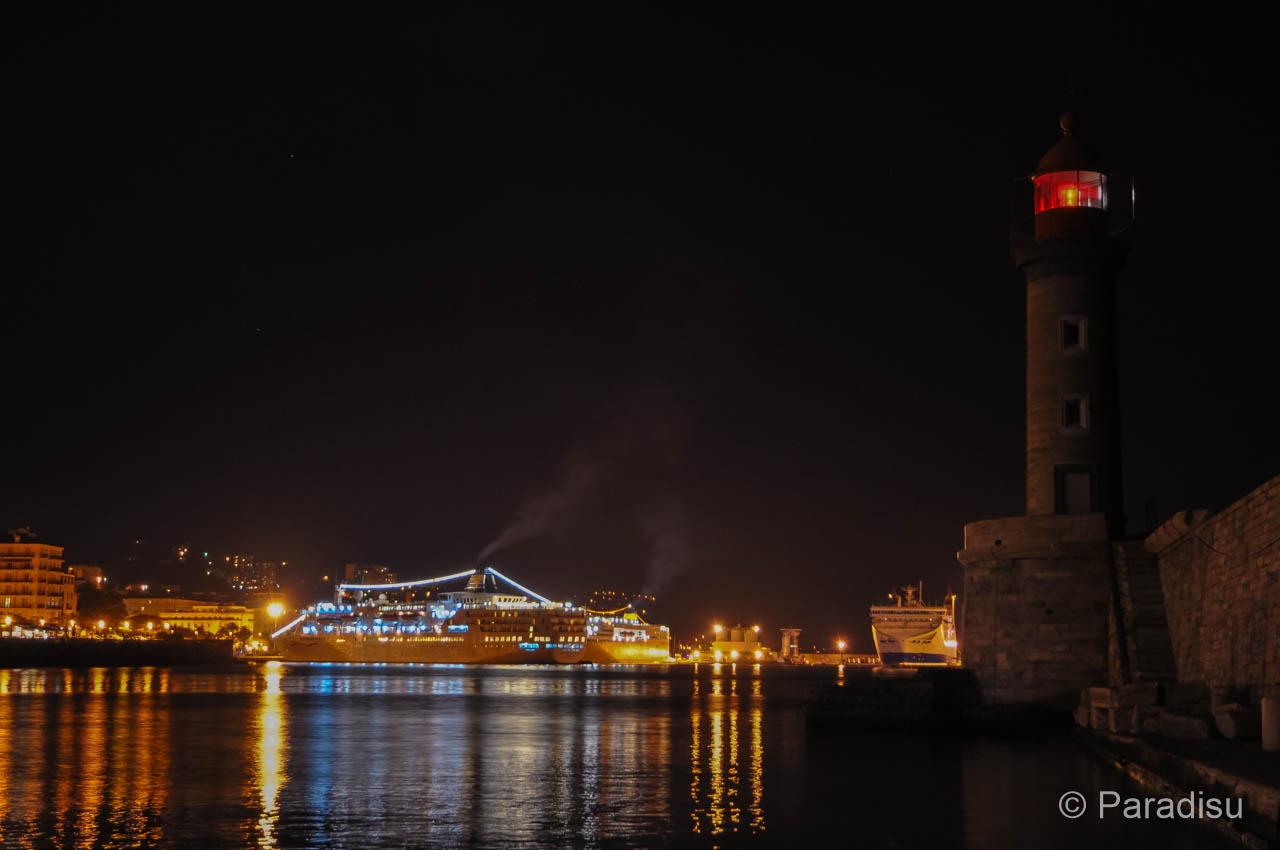 Bastia Vieux-Port Jetée Du Dragon