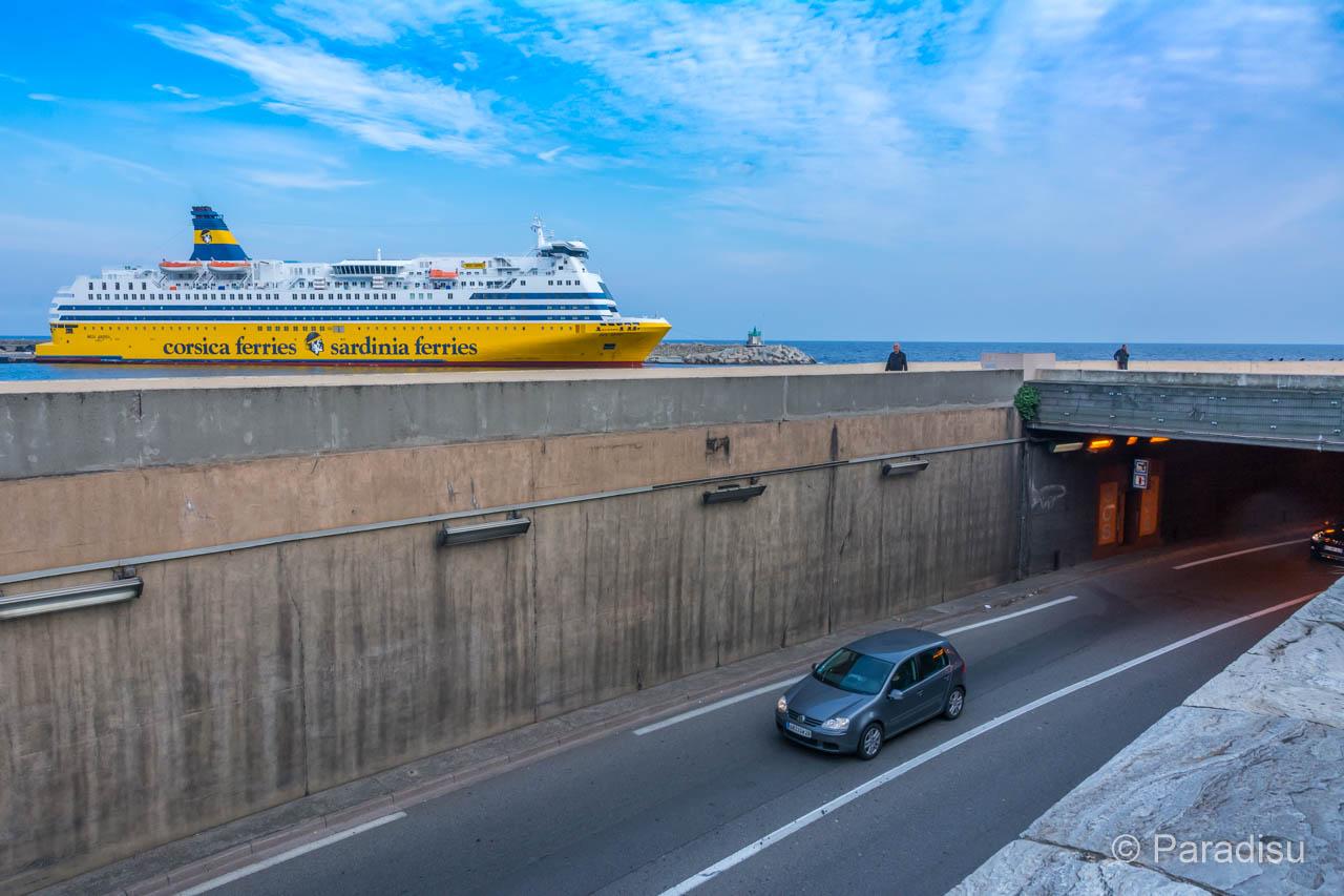 Bastia Tunnel