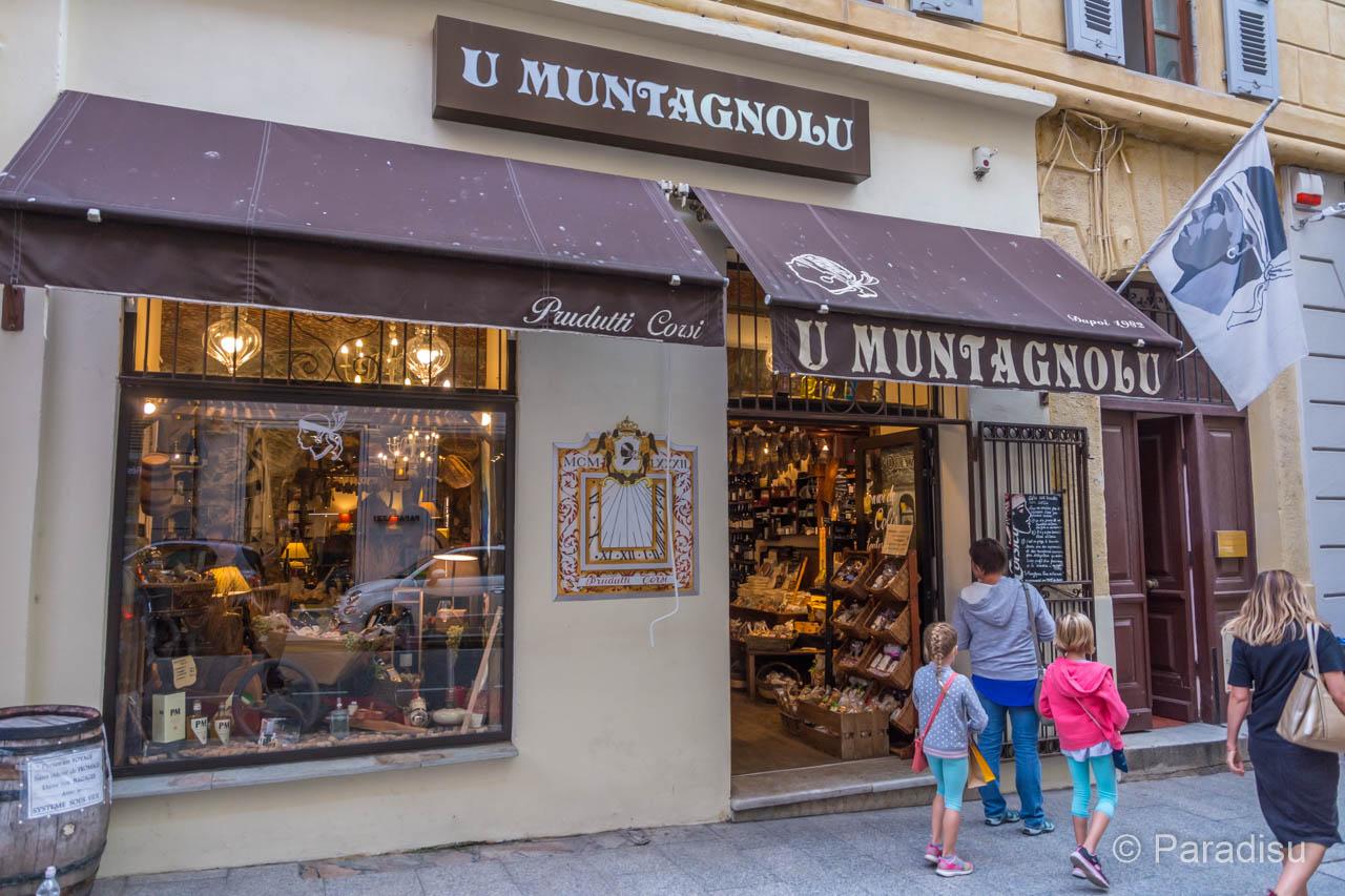 U Muntagnolu