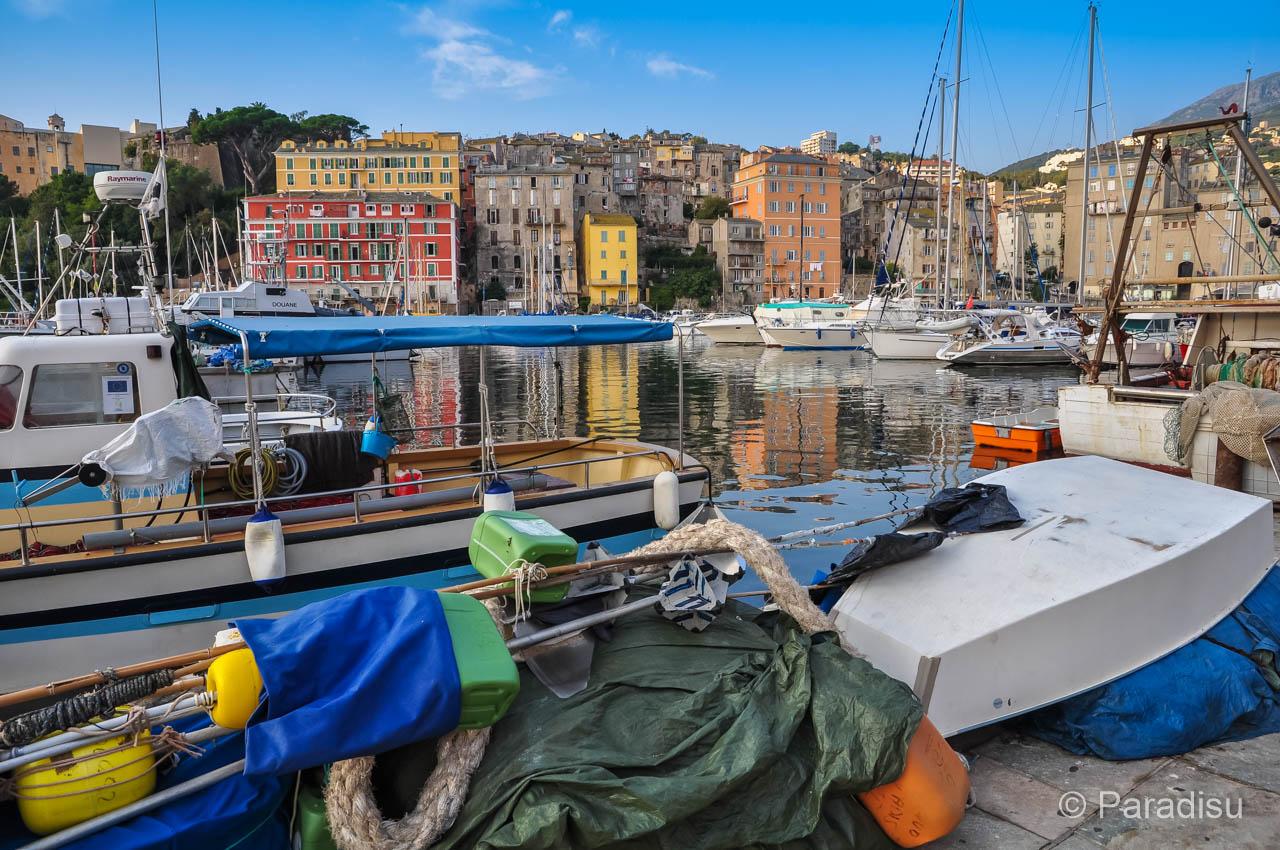 Bastia Vieux Port - Alter Hafen