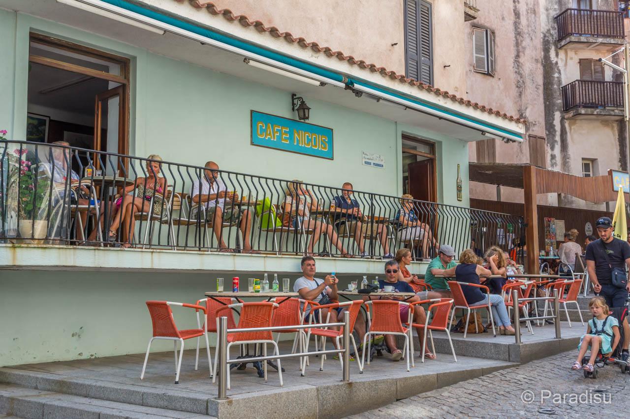 Bonifacio Café Nicois