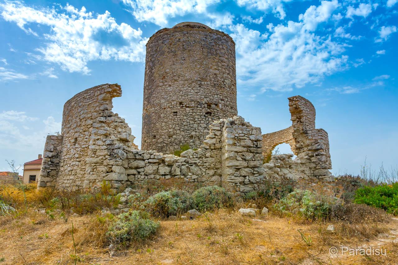 Bonifacio Windmühle