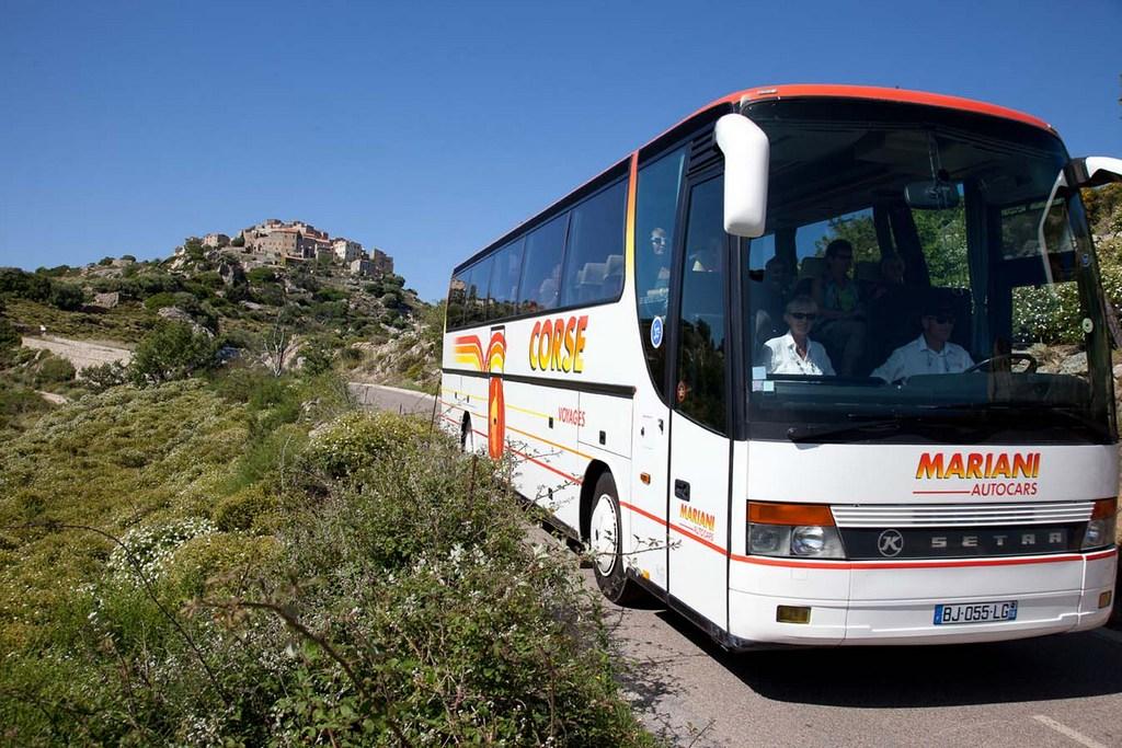 Korsika Busrundreise