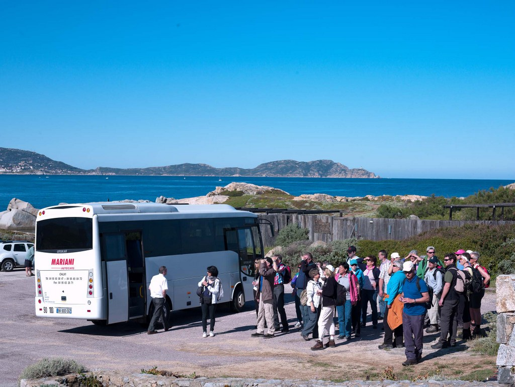 Busrundreise Korsika