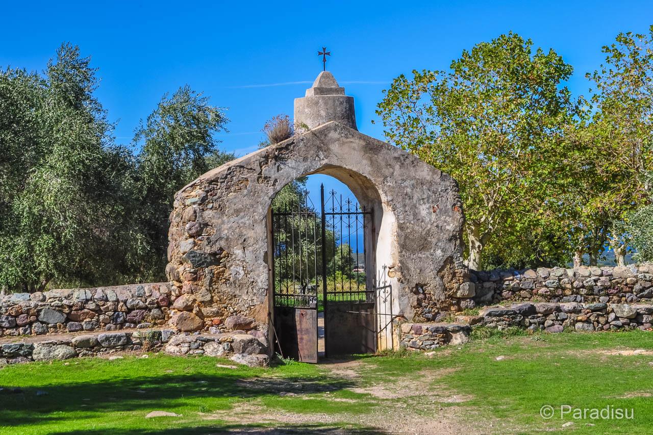 Calenzana - Kirche Santa Restituta