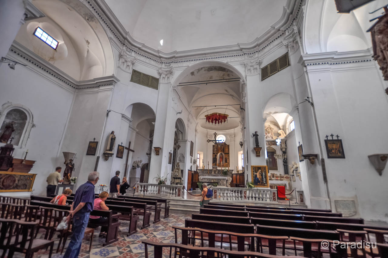 Calvi - Saint-Jean-Baptiste
