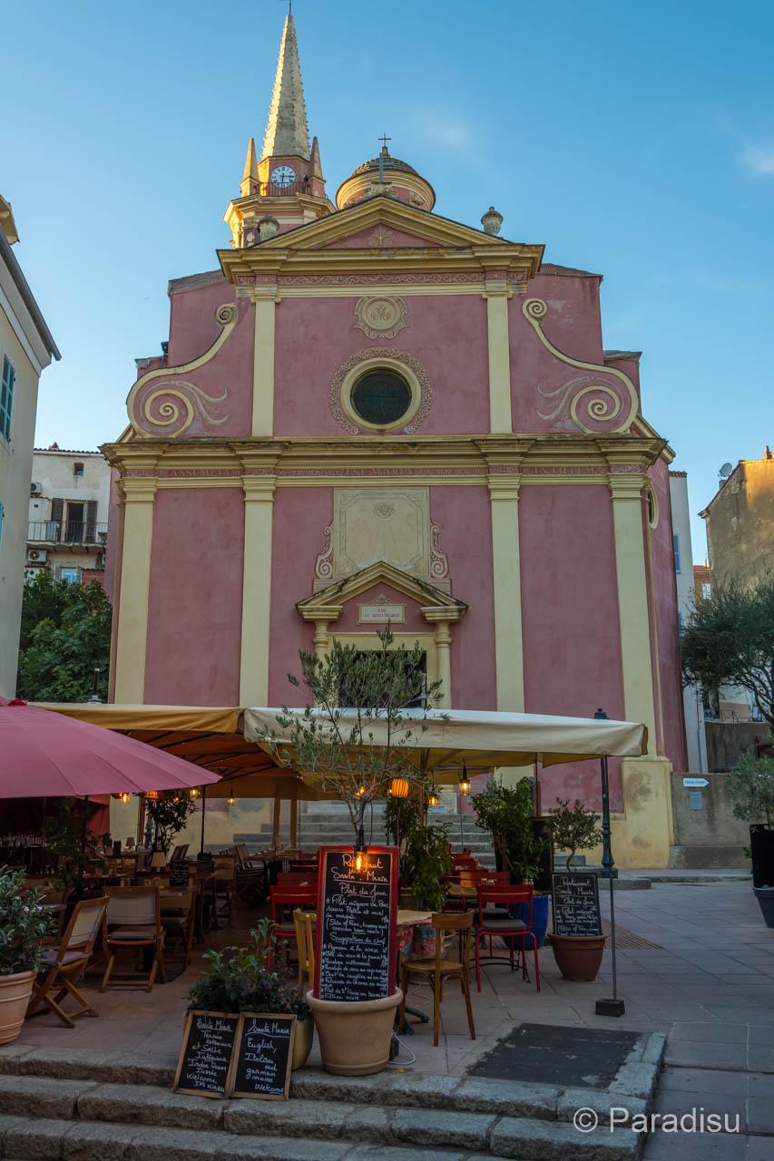 Calvi - Kirche Sainte-Marie