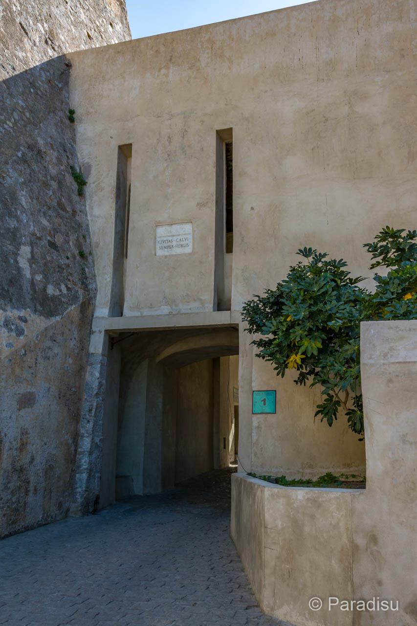 Tor Zur Zitadelle