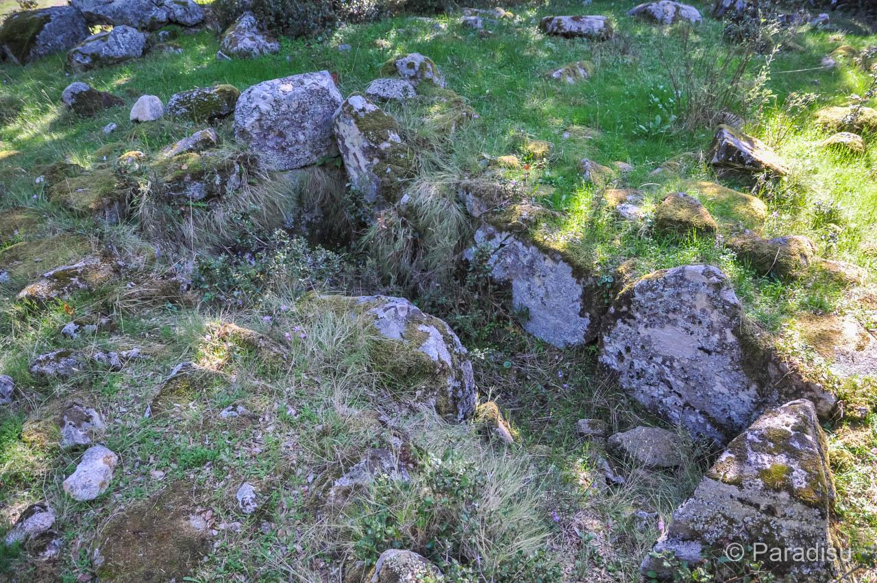 Steinkistengrab von Caleca