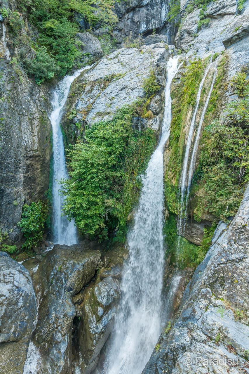 Cascade de l'Ucelluline Bucatoggio