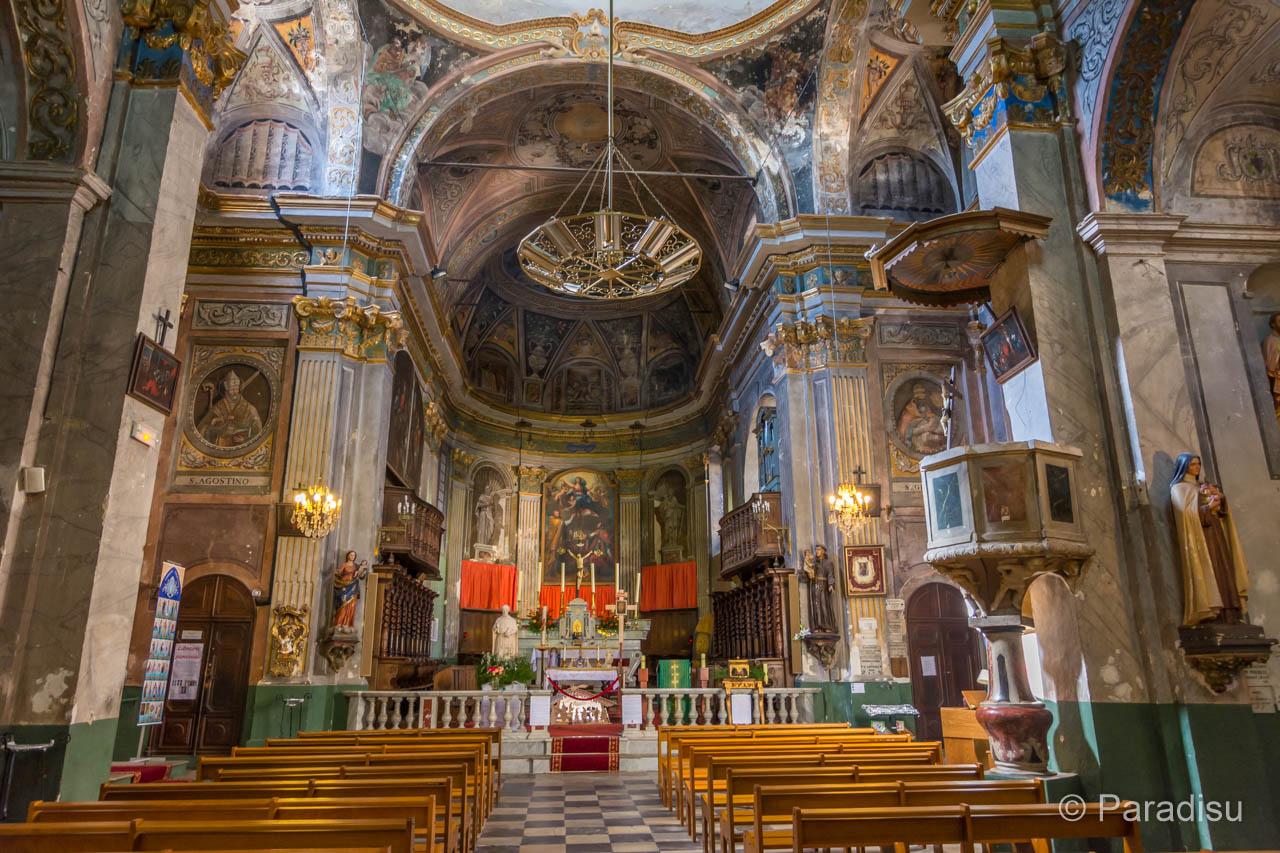 Cervione Cathédrale Saint-Erasme