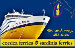 Corsica Ferries Fähre Nach Korsika