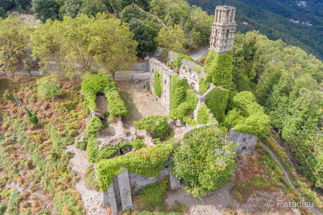 Kloster Von Orezza