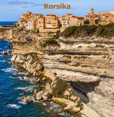e-Reise-Bildband Korsika