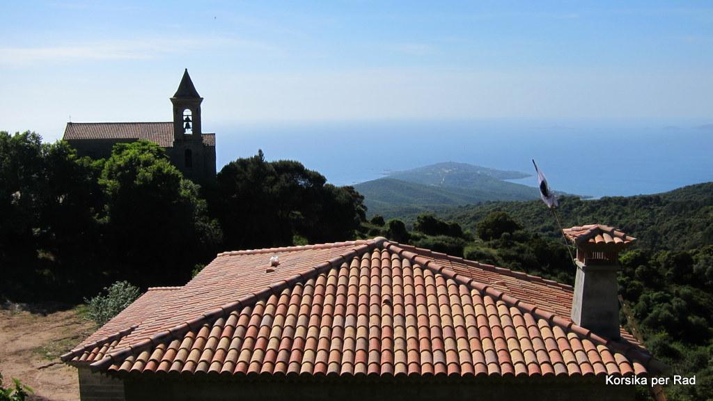 5. Etappe: Sagone - Porto-Pollo