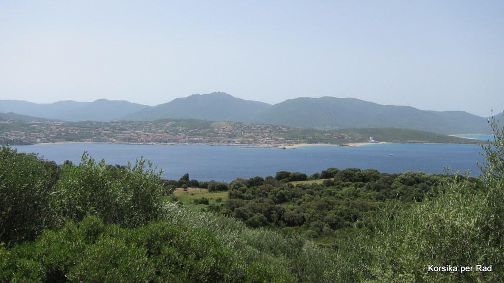 6. Etappe: Porto-Pollo - Bonifacio